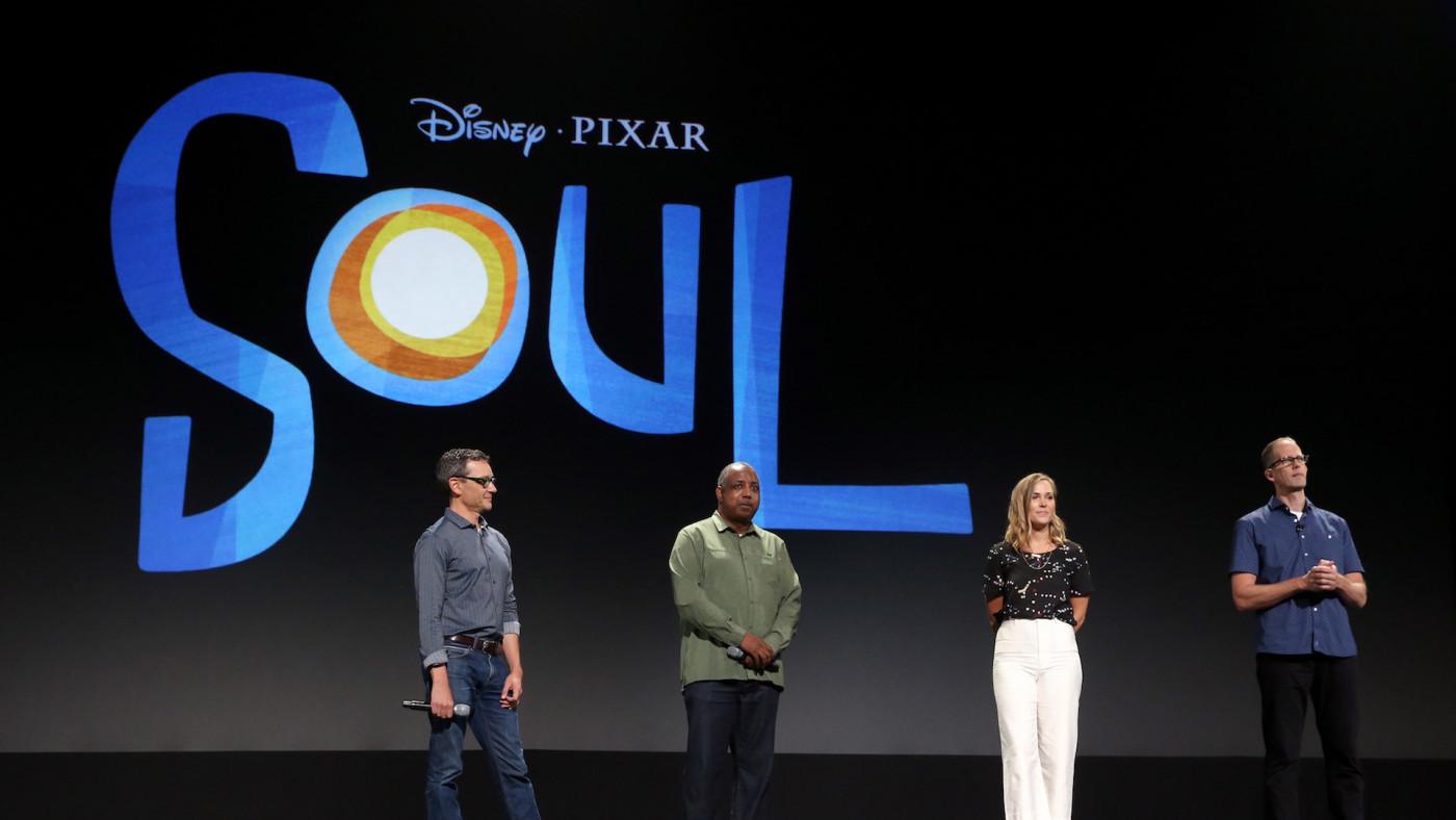 'Soul' Walt Disney Studios presentation at Disney's D23 EXPO 2019.