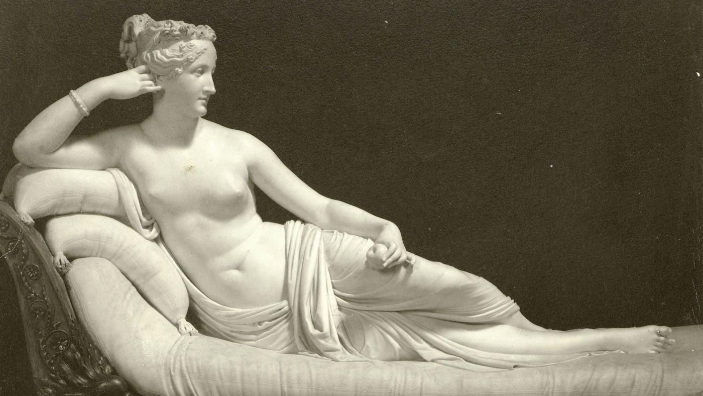 Roma Pauline Bonaparte, Italy, c. 1893 - c. 1903.