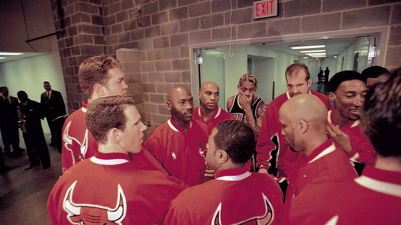 Chicago Bulls 98