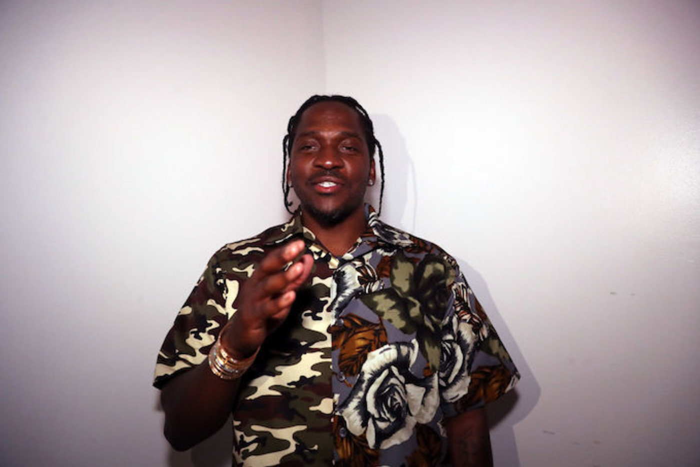 This is a picture of Pusha.
