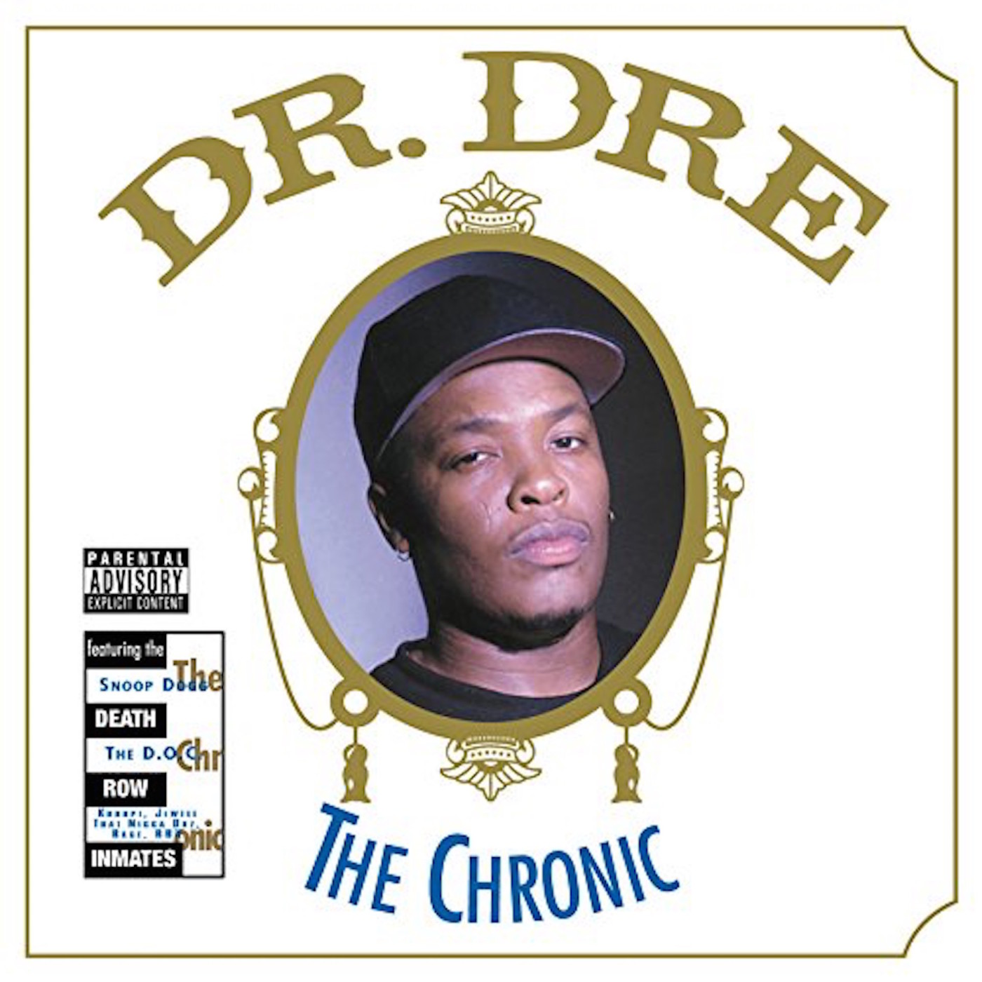 'The Chronic' album cover