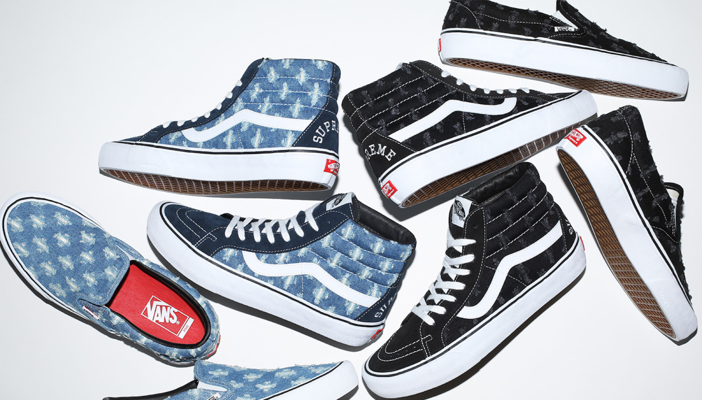 Supreme Vans Spring 2020 Complex Best Style Releases