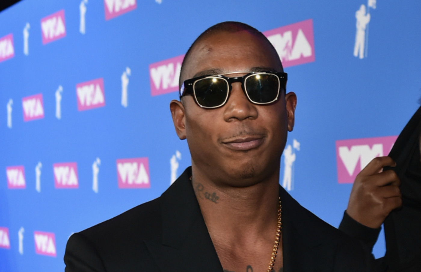 Ja Rule attends the 2018 MTV Video Music Awards at Radio City Music Hall
