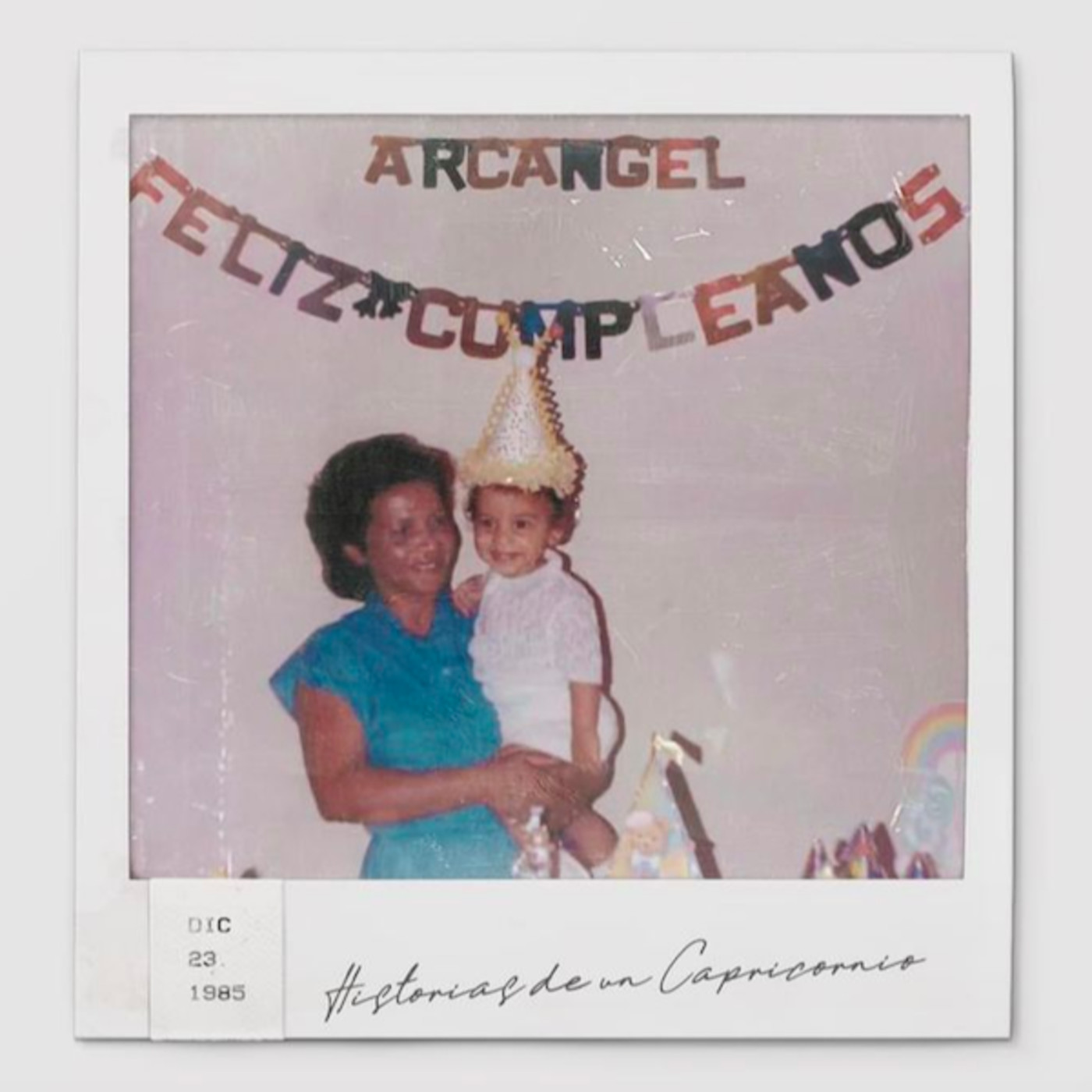 Arcangel 'Historias de un Capricornio'