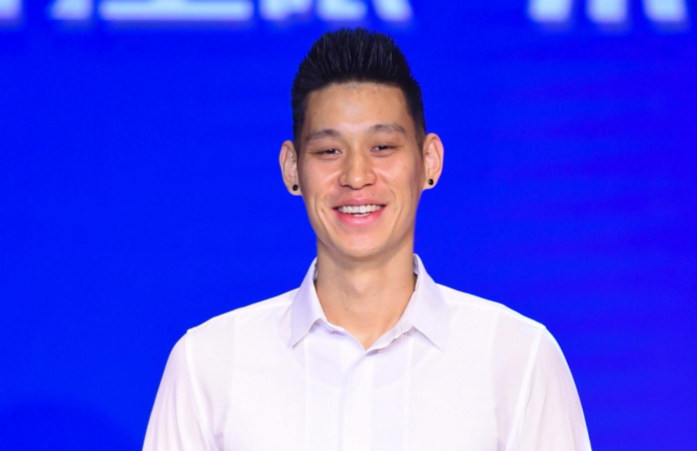 NBA player Jeremy Lin of the Toronto Raptors