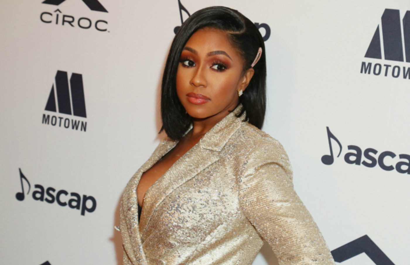 Yung Miami attends 2019 ASCAP Rhythm & Soul Music Awards
