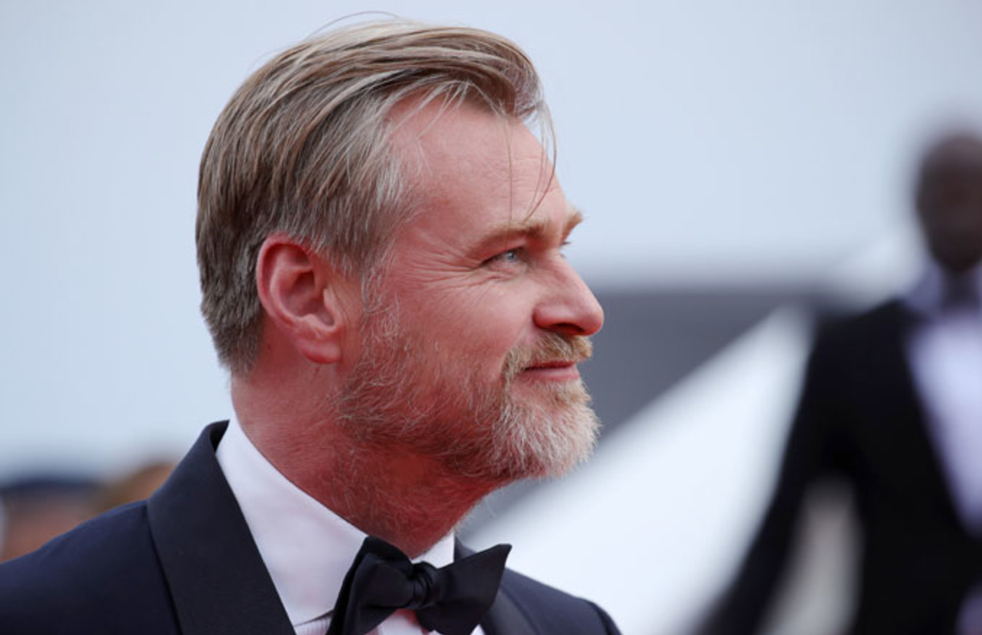 Christopher Nolan at the 71st Cannes Film Festival