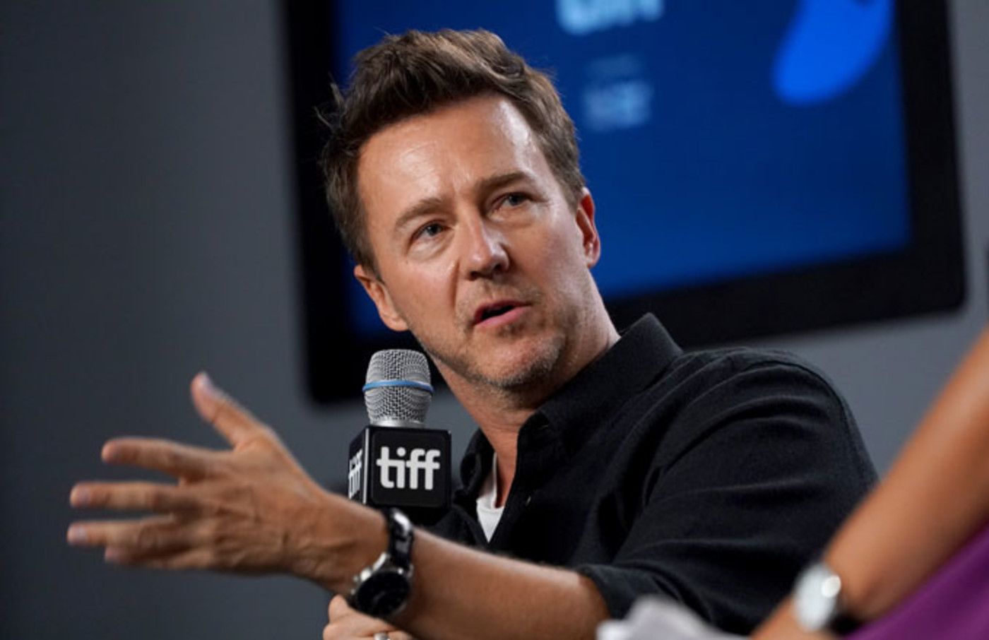 Edward Norton Tiff Series