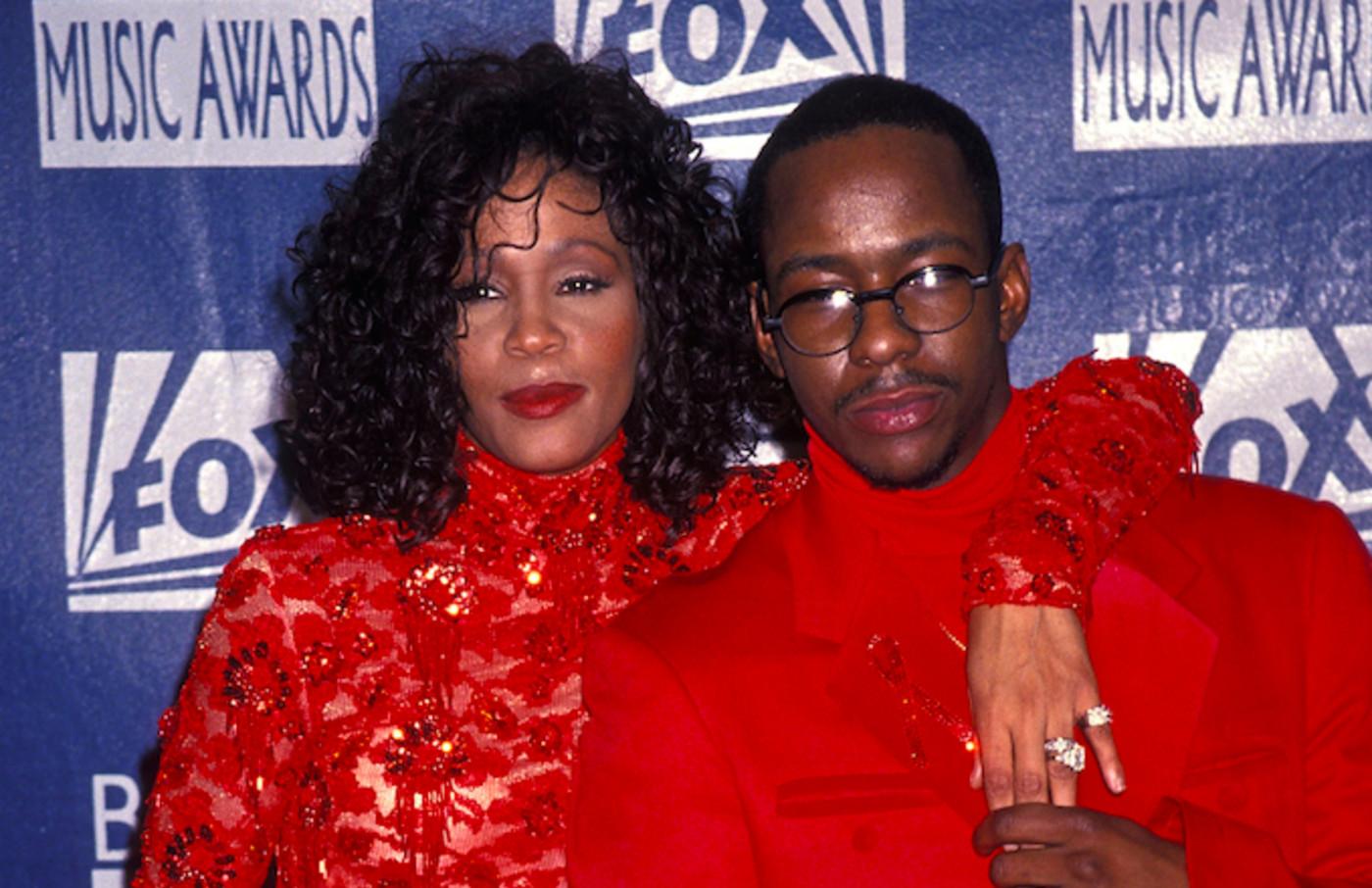 Bobby Brown Denies Ever Abusing Whitney ...
