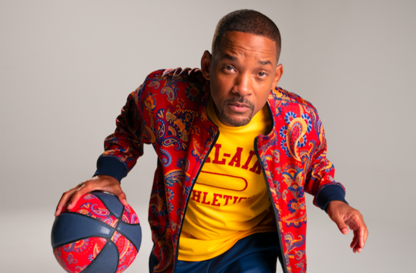 Will Smith Drops Limited Edition Bel-Air Athletics Collection