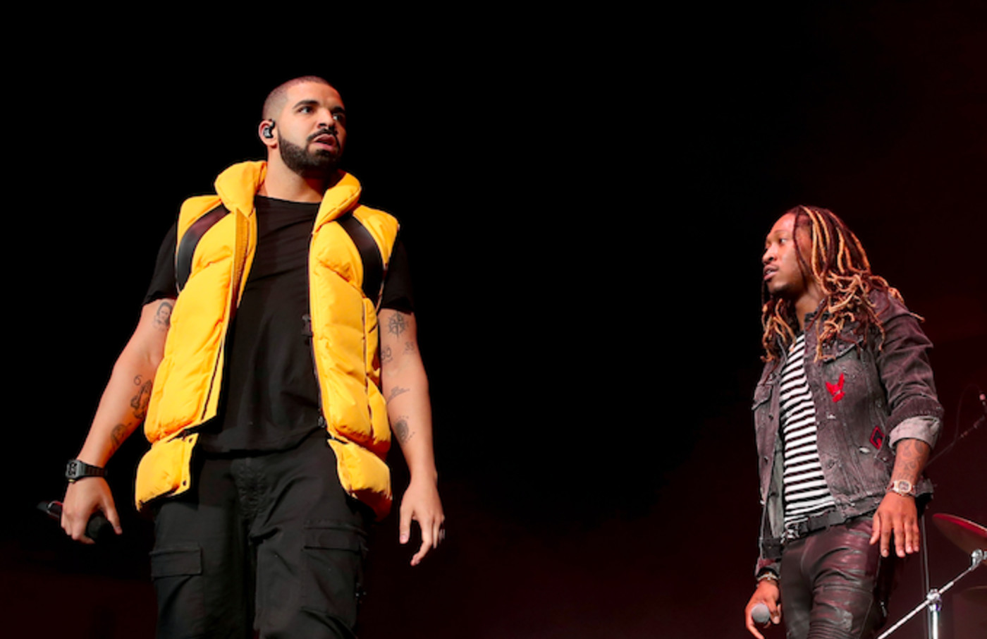 Drake and Future