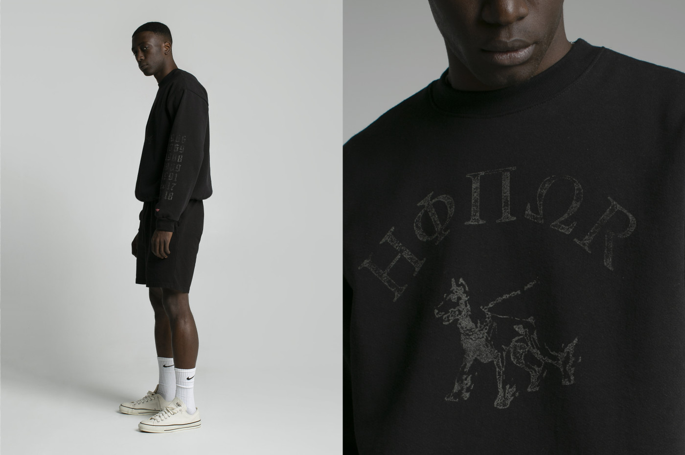 """Russell Westbrook New Collection for Holiday """"Fraternity"""" from Honor The Gift brand"""