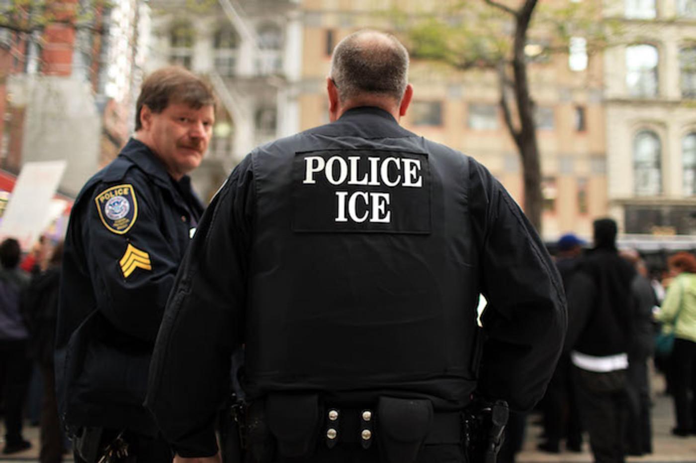 ICE Police in Arizona