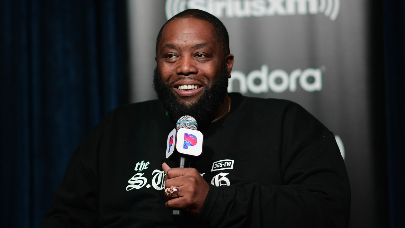 "Killer Mike attends ""Storytime with Legendary Jerry"""