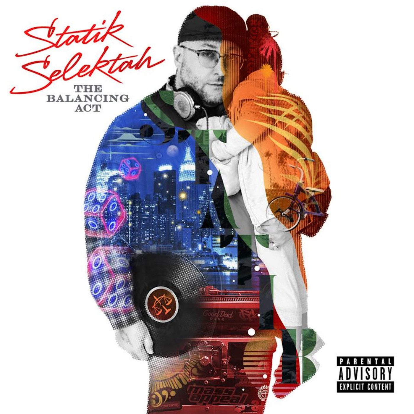 Statik Selektah Drops 'The Balancing Act' f/ Nas, 2 Chainz, and Killer Mike  | Complex