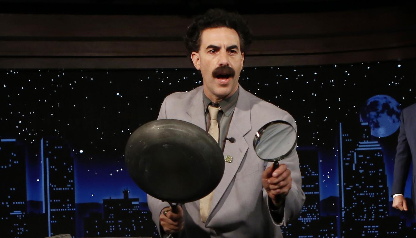 Sacha Borat Cohen
