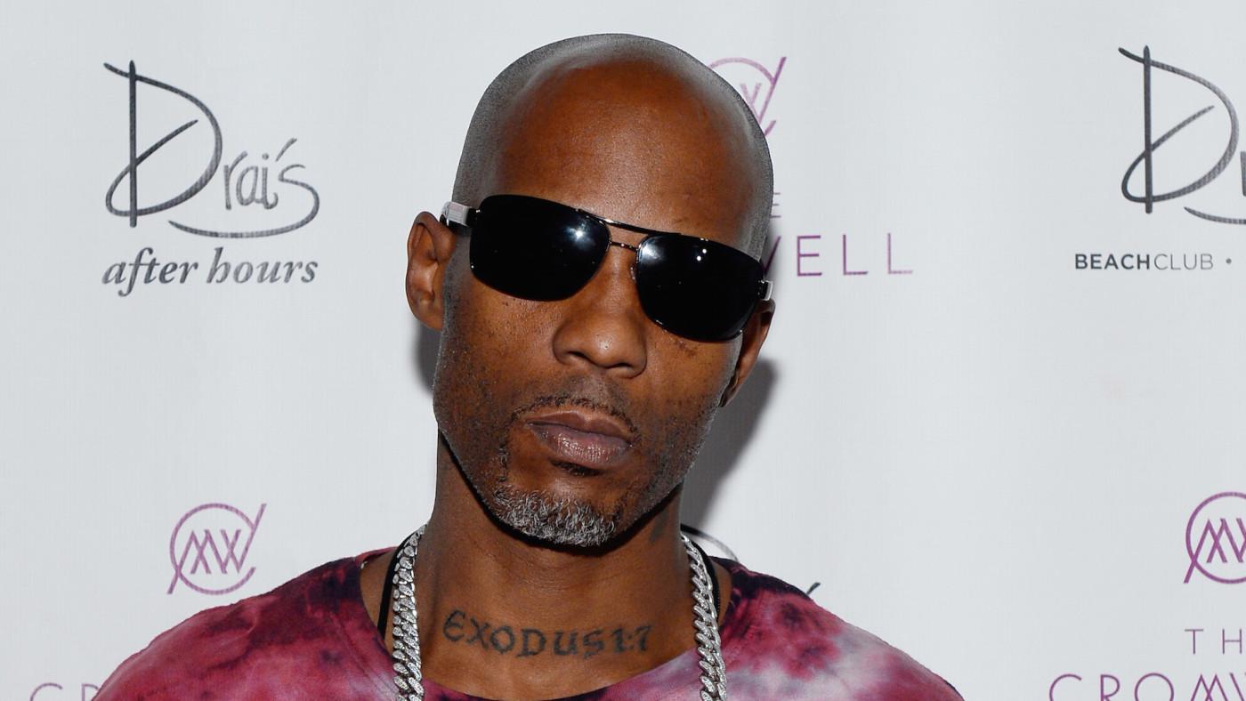 Rapper DMX arrives at Drai's Beach Club - Nightclub at The Cromwell Las Vegas