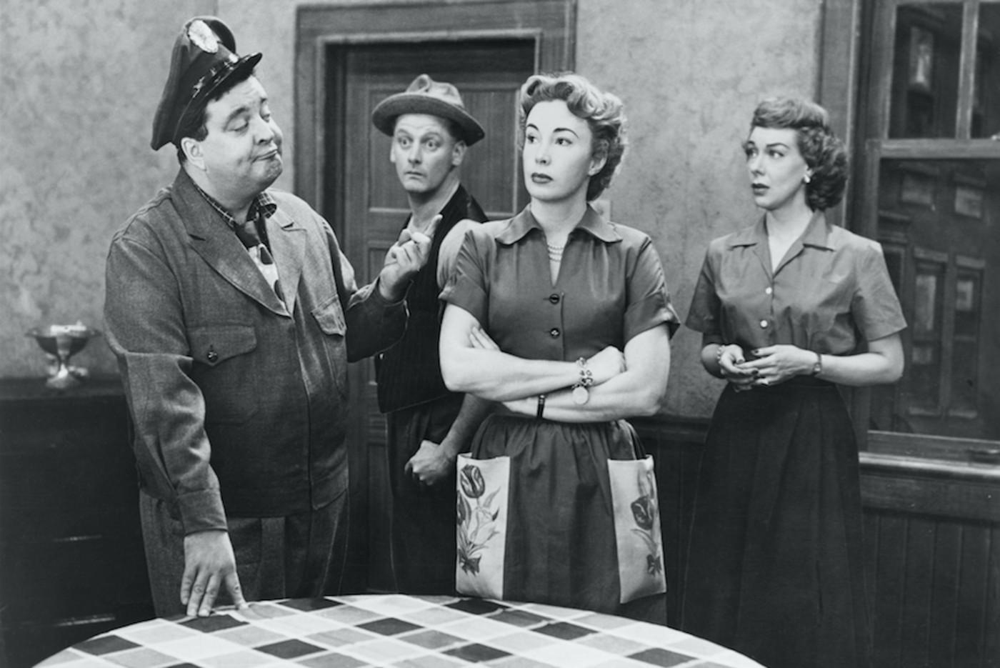 funniest-tv-comedies-the-honeymooners