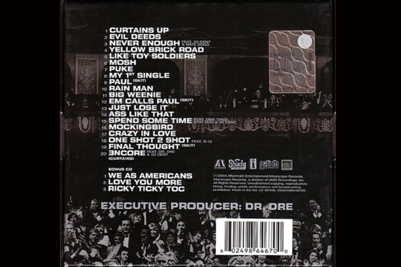 best-eminem-songs-yellow-brick-road