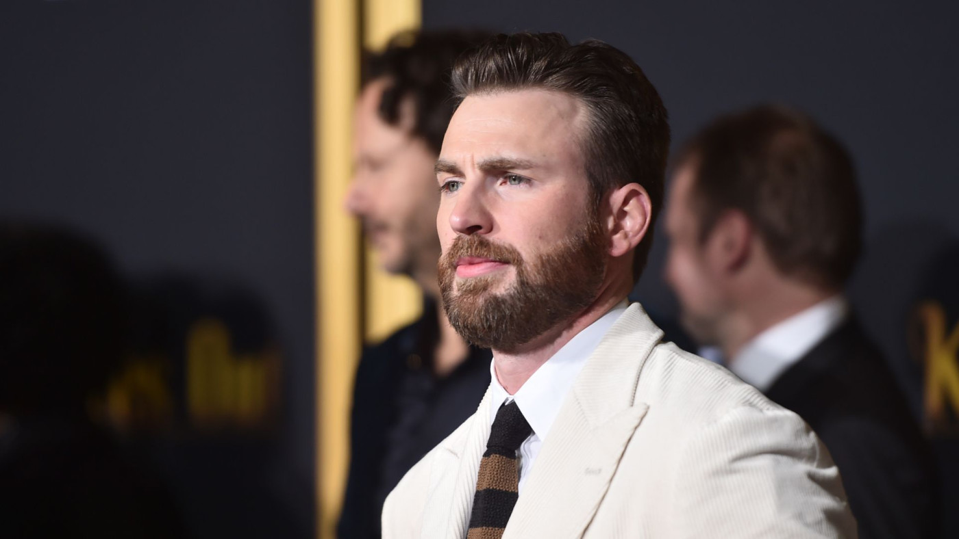 Fans Had This to Say About Chris Evans Accidentally Leaking a Photo   Complex