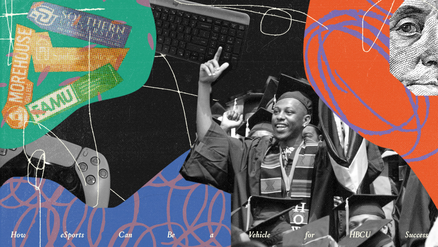 The Future of Black Gamers and eSports in HBCUs
