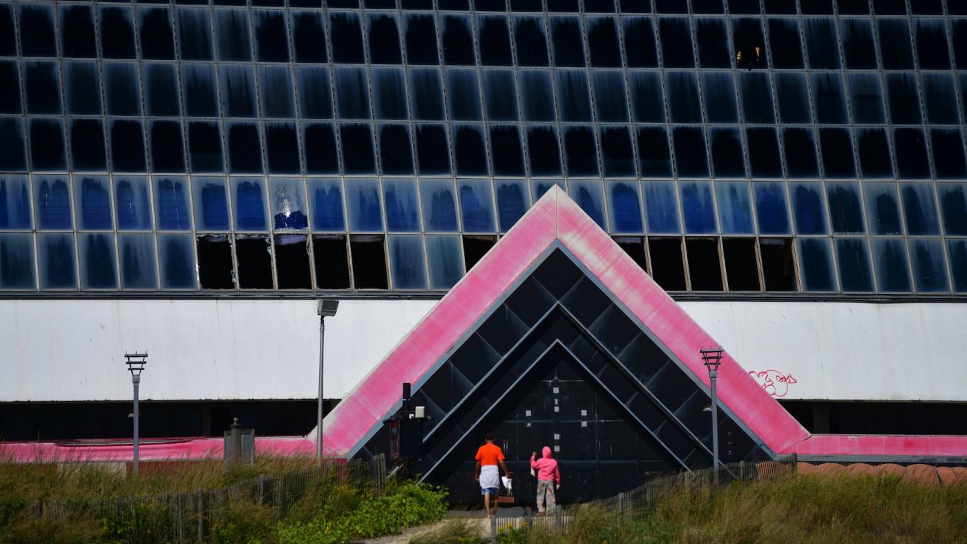 Trump Casino in Atlantic City