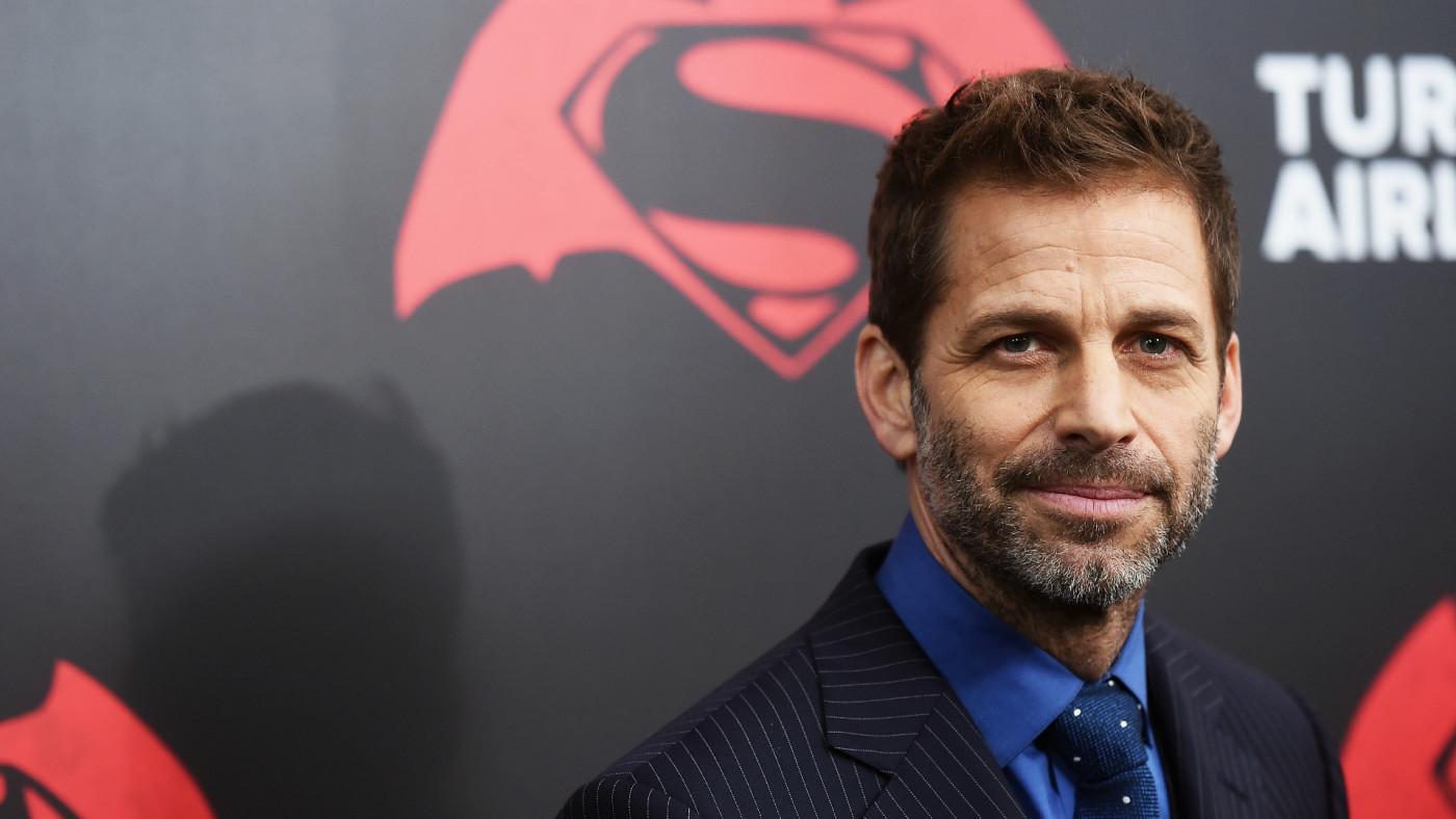 "Zack Snyder attends ""Batman V Superman: Dawn Of Justice"" New York Premiere."