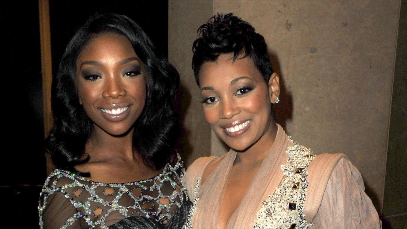 Fans Are Pumped About Monica and Brandy ...