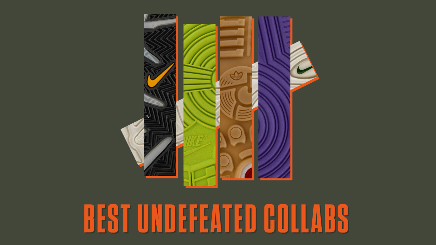 Undefeated x Collaborations