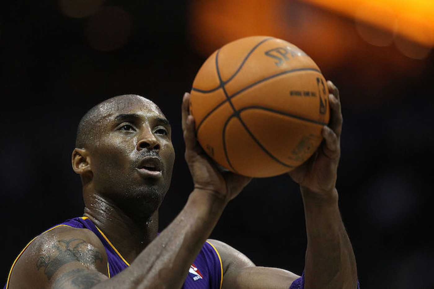 This is a picture of Kobe.