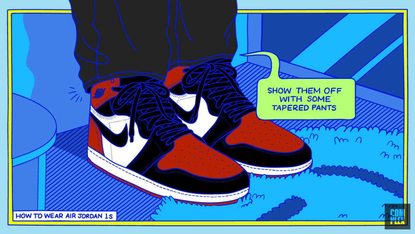 How to Wear Air Jordan 1s 10