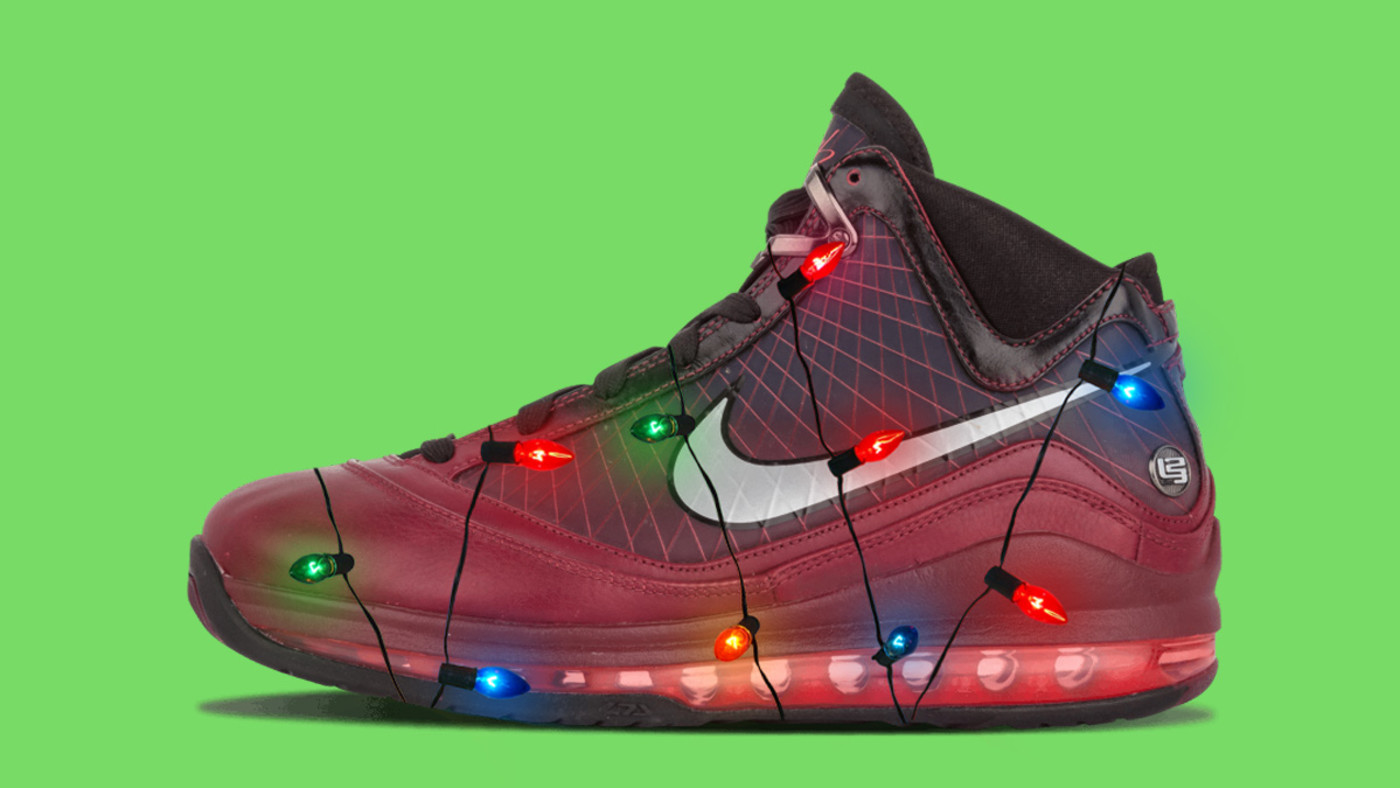Nba Christmas Shoes Best Sneakers Worn On Christmas Day Complex