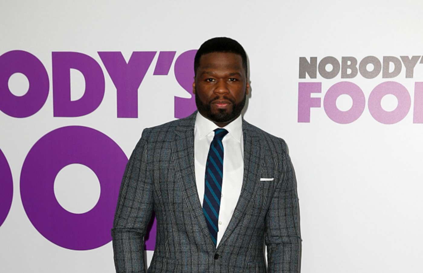 """Curtis """"50 Cent"""" Jackson attends 'Nobody's Fool' New York Premiere"""