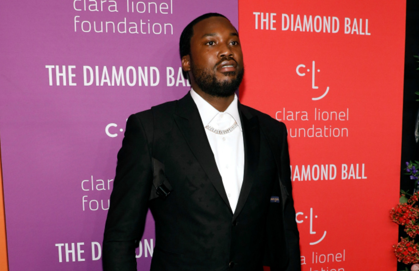 Meek Mill attends the 5th Annual Diamond Ball
