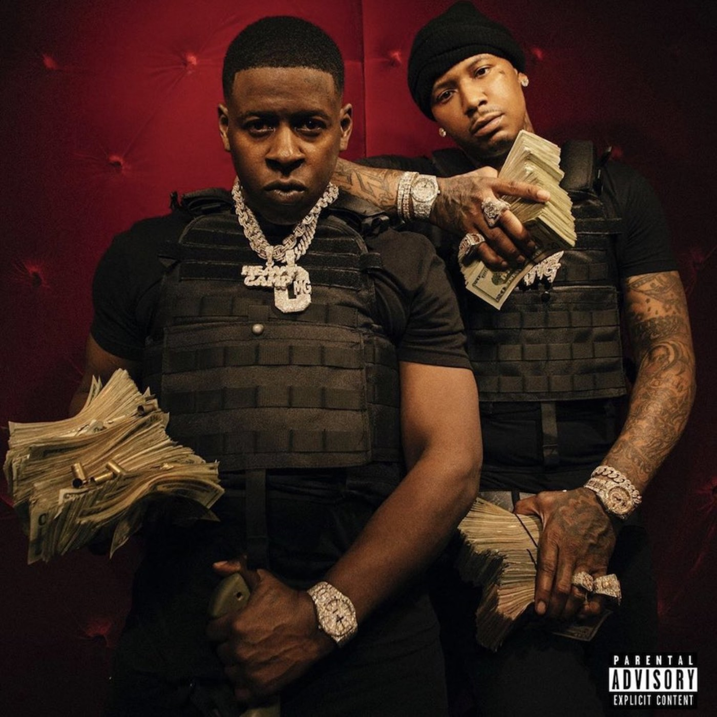 Moneybagg Yo x Blac Youngsta 'Code Red'