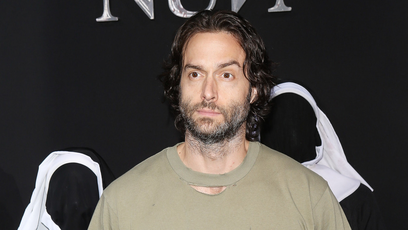"""Chris D'Elia attends the Los Angeles premiere of Warner Bros. Pictures' """"The Nun"""""""