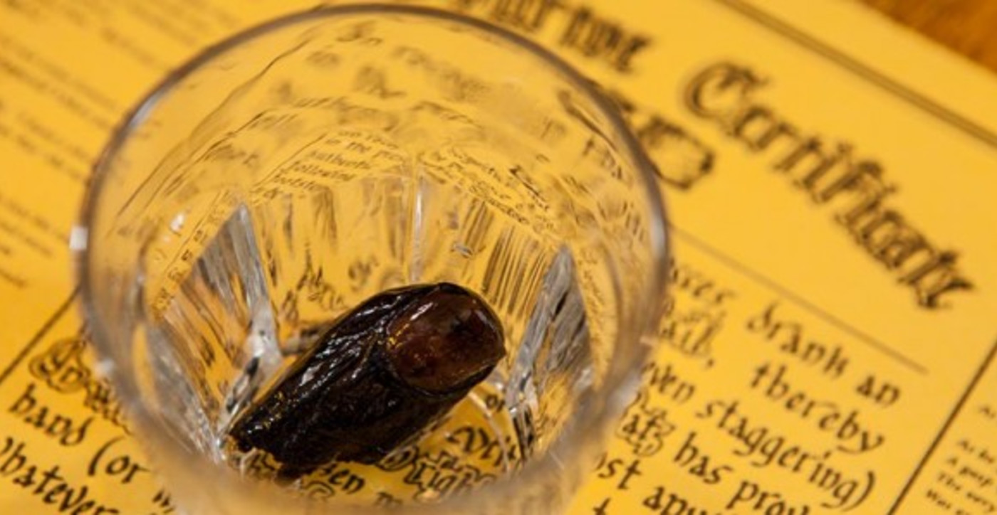 Someone Stole an Old Mummified Toe From a Bar in Yukon