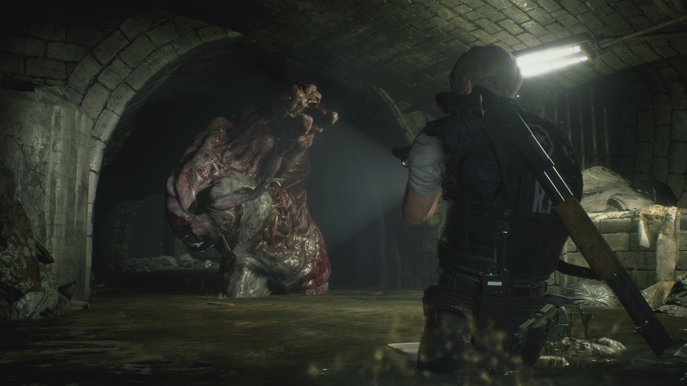 Best Horror Video Games Resident Evil