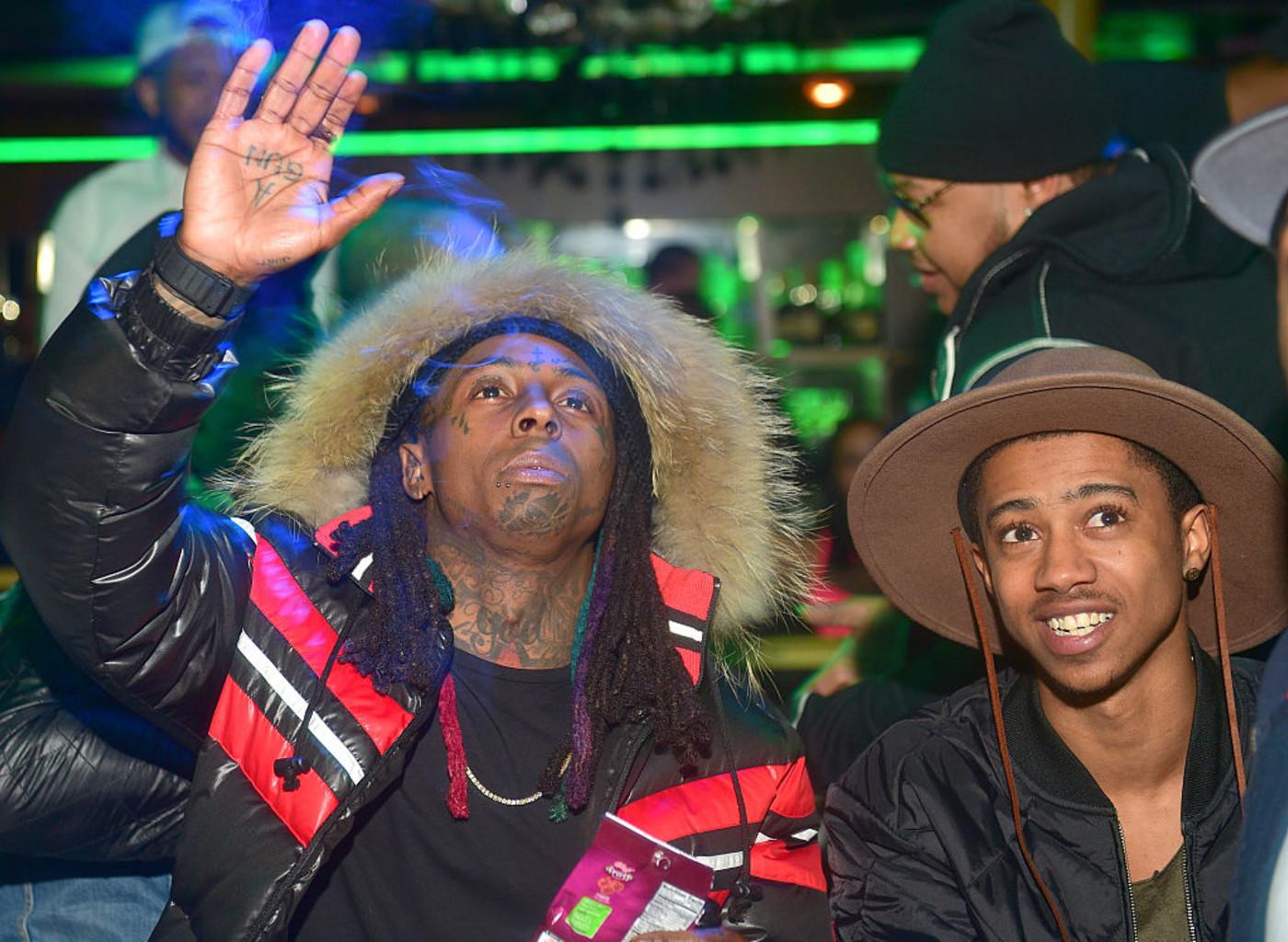 Lil Wayne Lil Twist