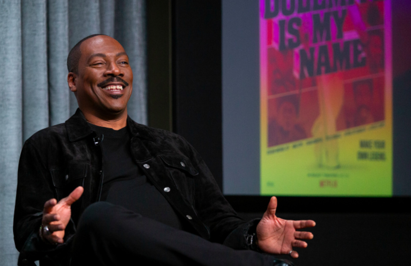 Actor Eddie Murphy attends SAG-AFTRA Foundation Conversations