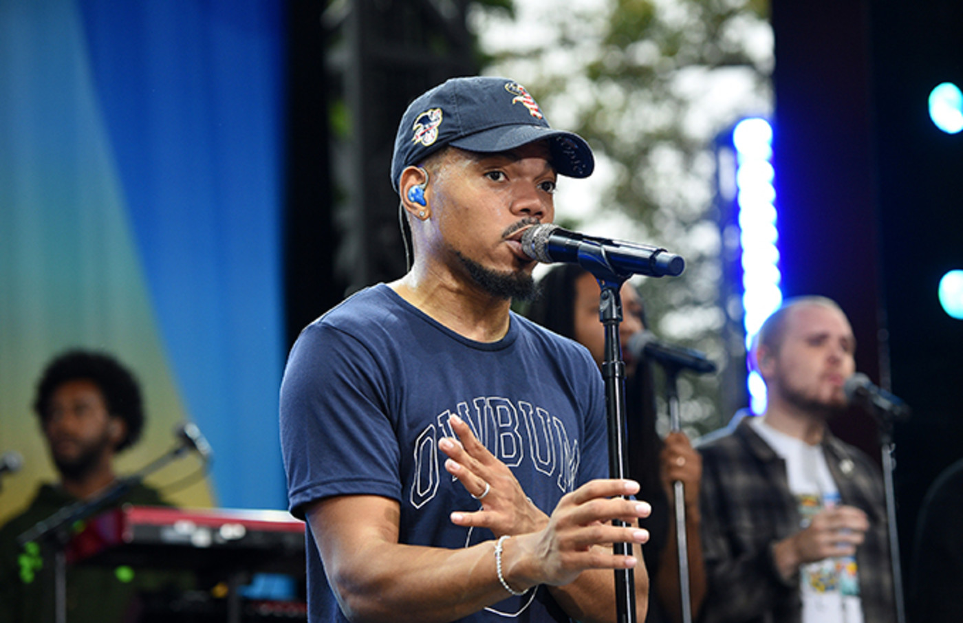 Chance the Rapper on Good Morning America