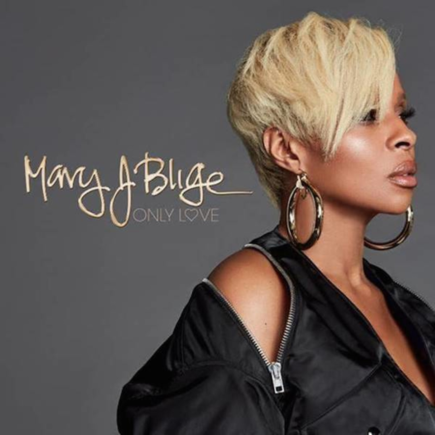 "Mary J. Blige ""Only Love"""