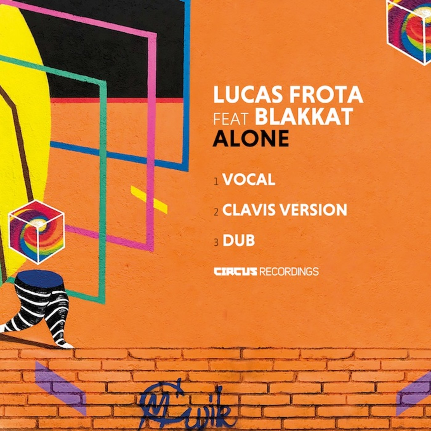 "Lucas Frota & Blakkat - ""Alone"""