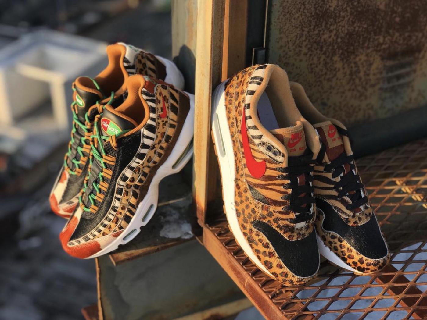 Atmos x Nike 'Animal' Pack 5