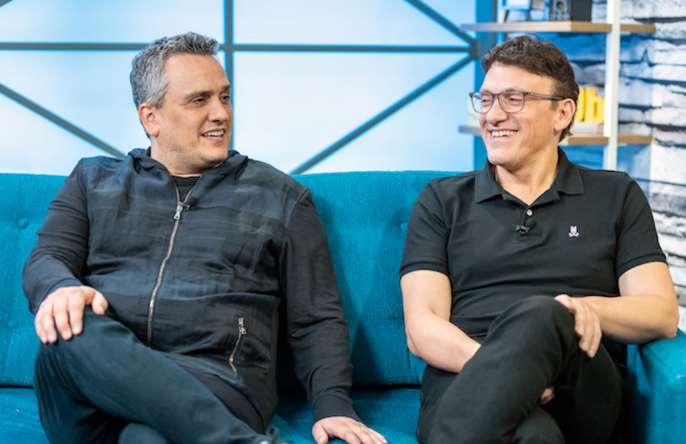 The Russo Brothers visits The IMDb Show.