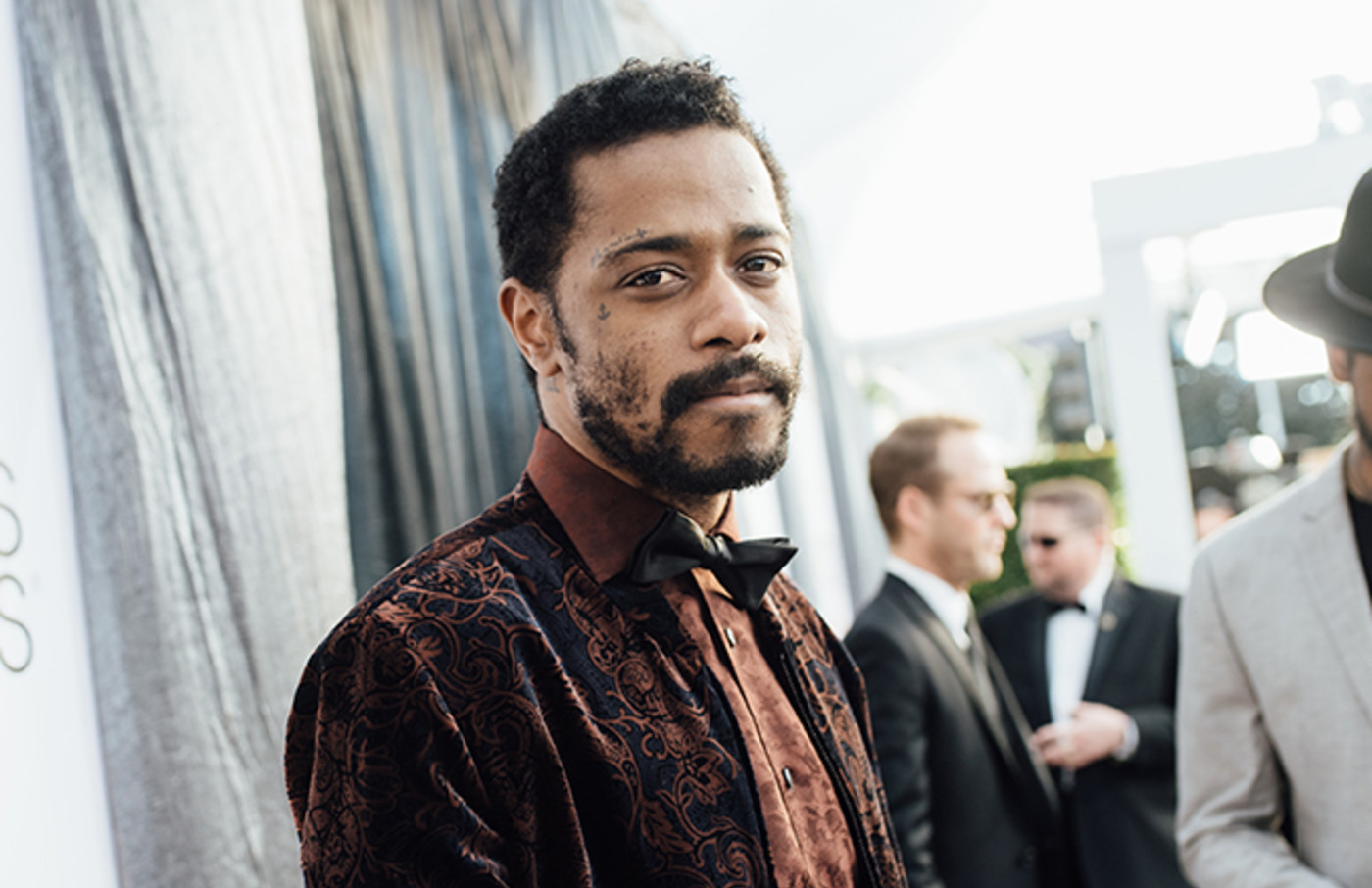 This is a photo of Lakeith Stanfield.