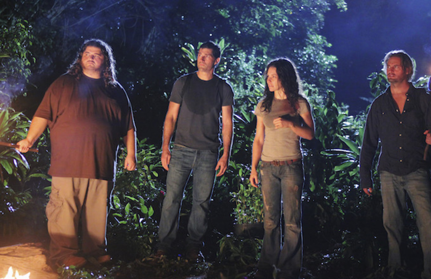 'Lost' on ABC.
