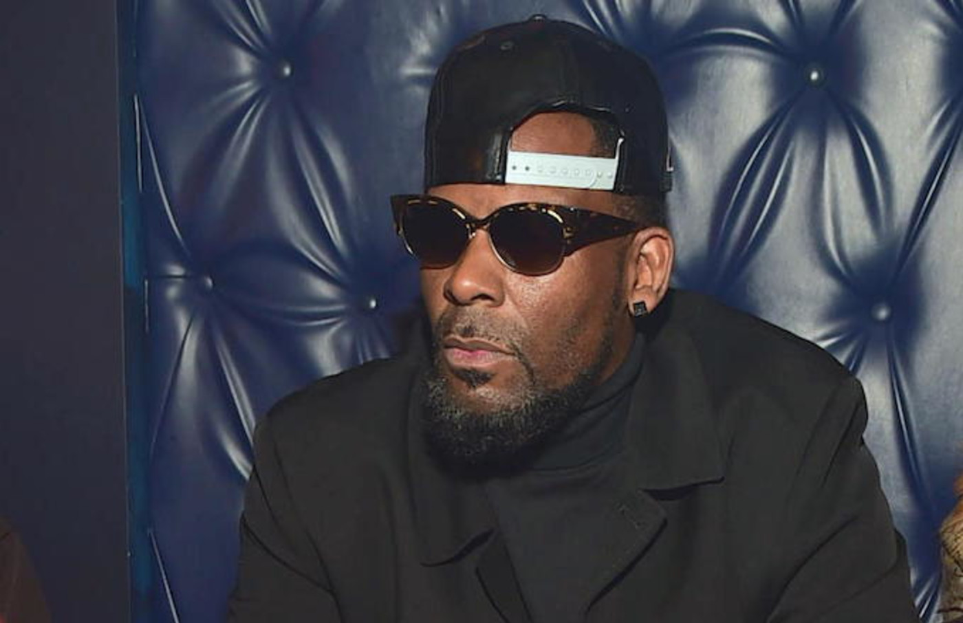 R. Kelly manager police