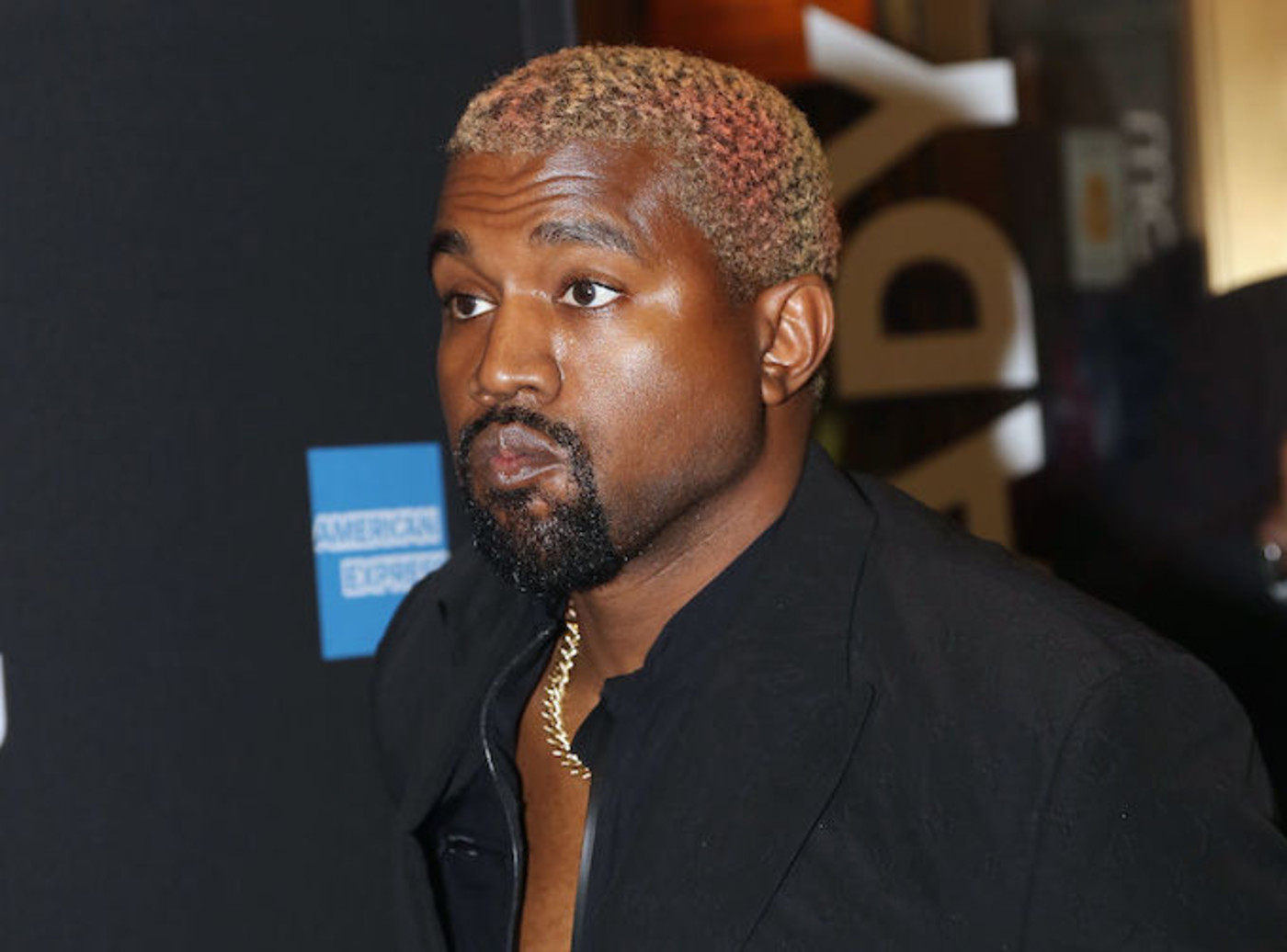 This is a picture of Kanye.