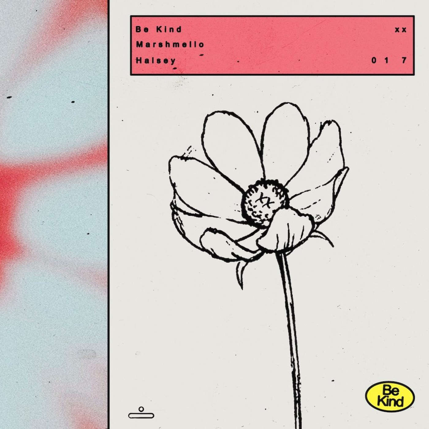 "Halsey x Marshmello ""Be Kind"""